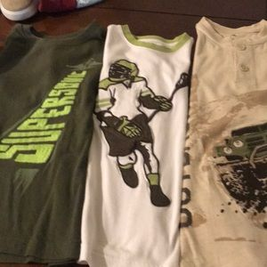Shirt used